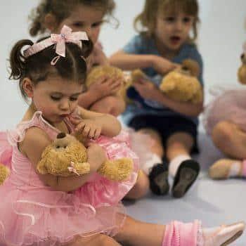 baby ballet class near me
