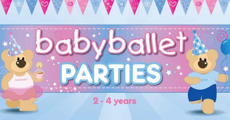 babyballet parties